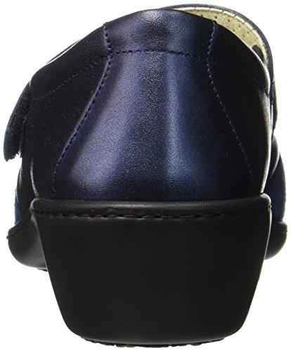 Podo Bene Unisex Adulto Stadia Alta Pantofole Blu (navy)