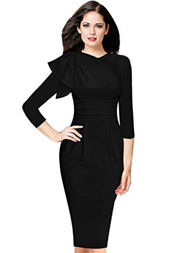 3 4 sleeve dress nordstrom - 9