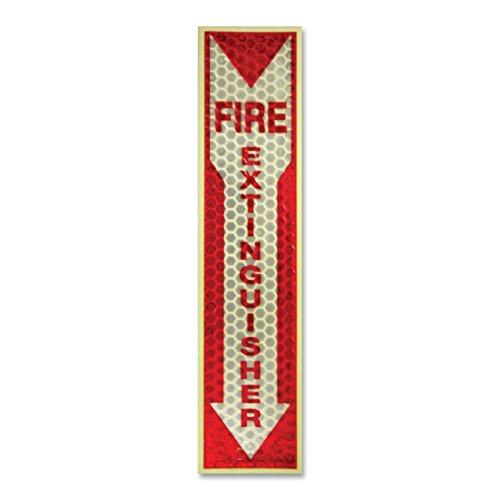 LCCMLC151833 - LC Industries Luminous Fire Extinguisher Sign -  Miller'S Creek