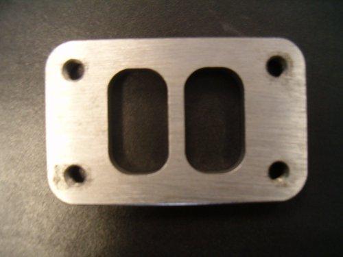 Turbo Inlet Flange (FID-Turbo Divided T3 Turbo Inlet Flange - Mild)