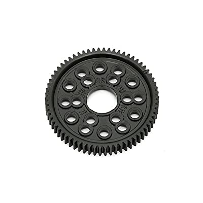 Associated 3924 Spur Gear, 48P/66T: Toys & Games