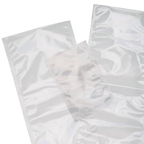 Paquete 100 bolsas para envasar al vacío 250x300 mm NO ...