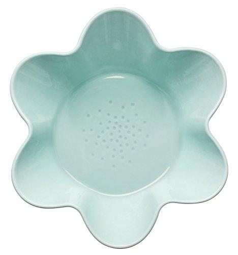 (Sagaform Piccadilly Flower Shaped Serving Bowl,)