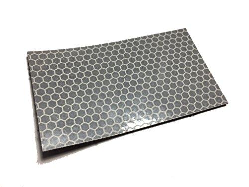 Sole Velcro - Ultra Reflective, 3.5