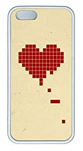 Red Love PuzzlCase For Samsung Note 3 Cover Case Funny Lovely Best Cool Customize White Cover