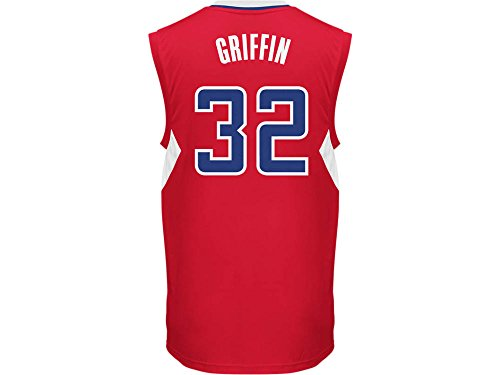 Blake Griffin Adidas Los Angeles Clippers Replica Red Youth Jersey
