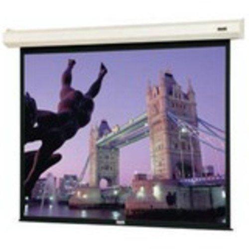 "Da-Lite 133"" Diagonal HDTV Format Home Theater Electric Wall Screen with Matte White Fabric from Da-Lite Screen Company"