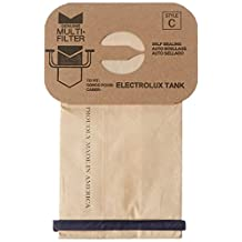 Micro-Lined Electrolux Canister Vacuum Cleaner Bags, Style C 12 pk.q