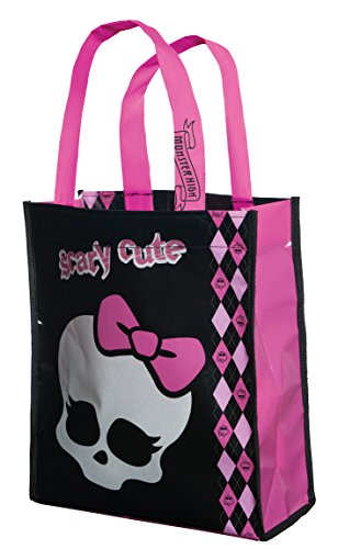Monster High Scary Cute Tote Bag Trick or Treat Purse ()