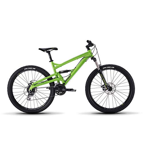Diamondback Bicycles Atroz 1, Full Suspension Mountain Bike, Medium