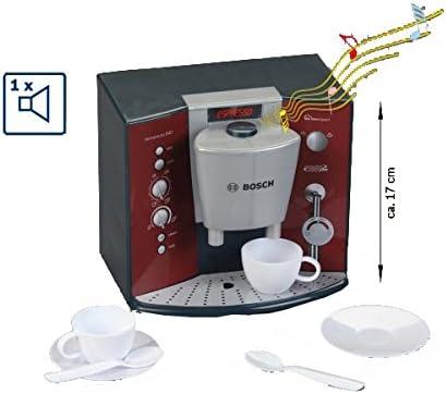 Cafetera eléctrica Bosch de juguete – Cafetera automática: Amazon ...