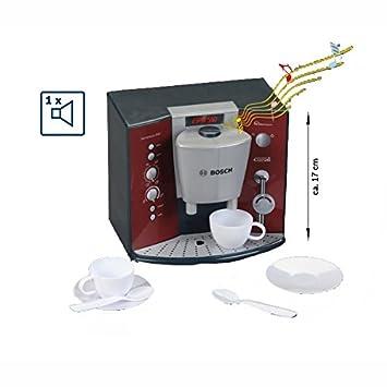 Cafetera eléctrica Bosch de juguete - Cafetera automática: Amazon ...