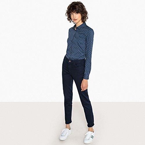Skinny Donna Grezzo Blu Jeans Collections La Redoute qxIw410v1