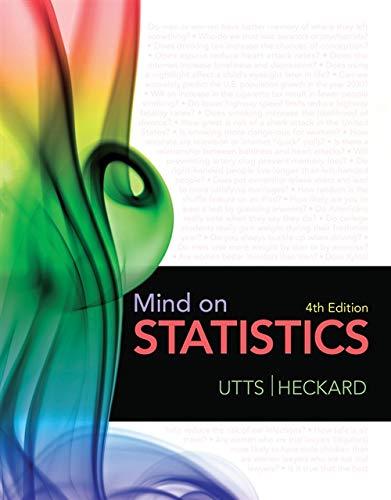 Mind on Statistics, 4th Edition