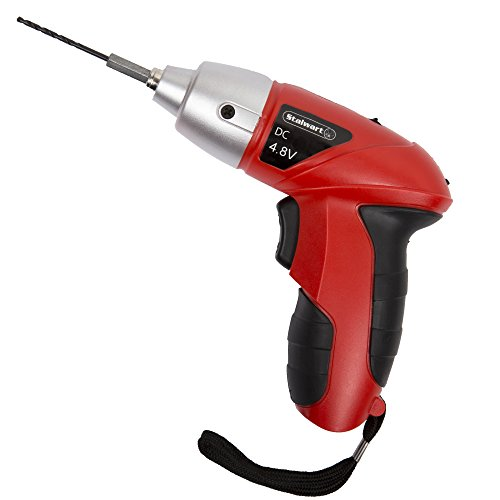 Trademark 75-60100 Hawk 4.8V Cordless Screwdriver with Light by Trademark (Image #1)