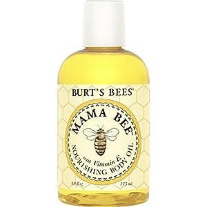 Burt's Bees 100% Natural Mama Bee Nourishing Body Oil - 4 Ounce Bottle