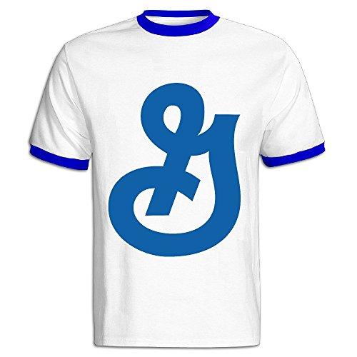short-sleeve-royalblue-xxl-general-mills-logo-organic-cotton-t-shirt-for-men-fashion-o-neck-t-shirt