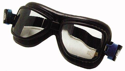 EMGO ROADHAWK GOGGLE - BLACK VINYL, Manufacturer: EMGO, Part Number: EM50110-AD, VPN: 76-50110-AD, Condition: New Emgo Goggles