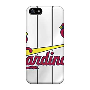 New Arrival Case Specially Design For Iphone 5/5s (st. Louis Cardinals)