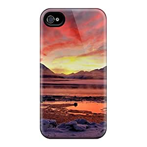 For Iphone 6 Phone Cases Covers(twilight Cook Inlet Alaska)