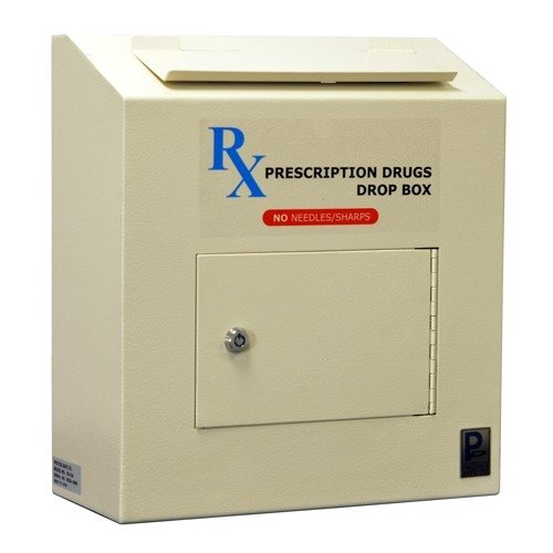Protex RX-164 Prescription Drugs Drop Box by Protex