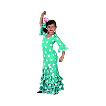 Disfraz de Sevillana Infantil: Amazon.es: Juguetes y juegos