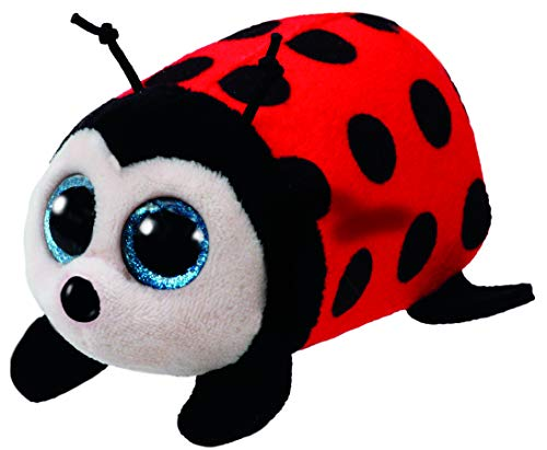Lady Toy - Ty Teeny Beanie Boo Trixy - Lady Bug Plush