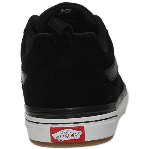 Vans Men's Kyle Walker Pro Skate Shoe Black/Blue Fog sale pay with paypal free shipping 100% authentic O9oHawk