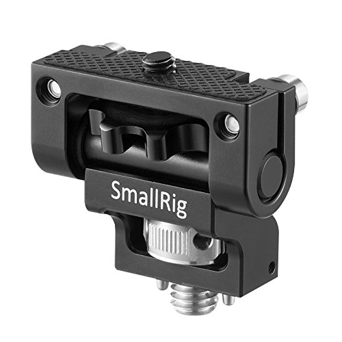 SMALLRIG Monitor Mount EVF Holder Support with Locating Pins for ARRI Standard - -