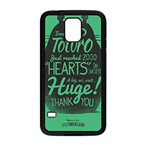 My Neighbour Totoro Samsung Galaxy S5 Cell Phone Case Black&Phone Accessory STC_223981