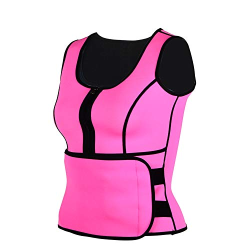 GUANGXINNI Neoprene Body Shaper Waist Trainer Workout Corrective Body Slimming Tummy ()