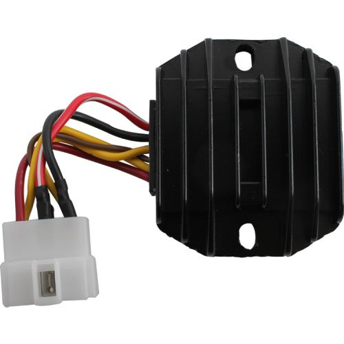 DB Electrical AKW6006 New Rectifier For John Deere 240, 245 Lawn Tractor, 345, F525, F735, Gx345, Lx176, Lx188, Lx279, X495, X575, X700, X720, X724, X728, Cs Cx Ts Gator AM101046 AM126304