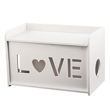Amazon.com: eDealMax bricolaje PVC Cartas de Amor Patrón ...