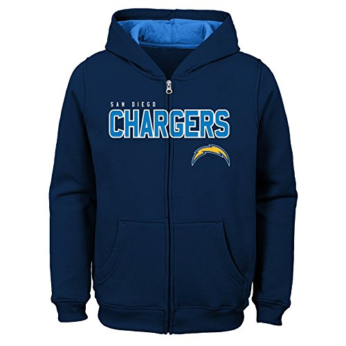 NFL Youth Boys 8-20Stated F//Z FLC Hoodie