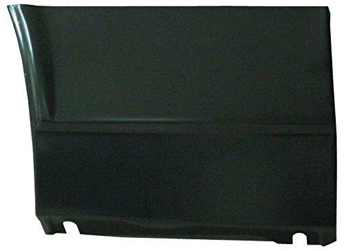 Lower Rear Fender Patch w/ Brace - LH - 67-68 Camaro (Camaro Fender Brace)