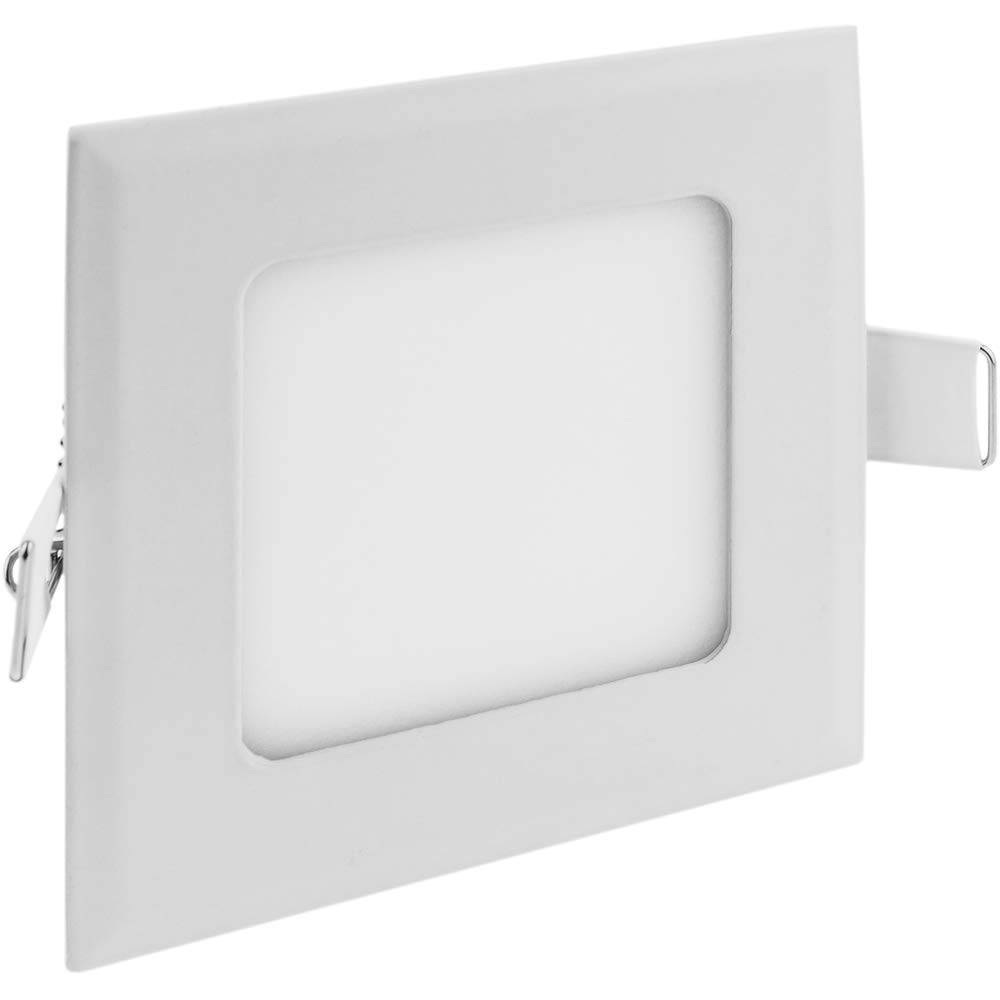 Cablem, LED Panel 12 W 170 mm square downlight warm white