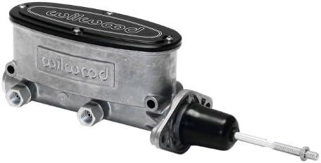 Wilwood 260-9439 .875 Bore Aluminum Tandem Master Cylinder