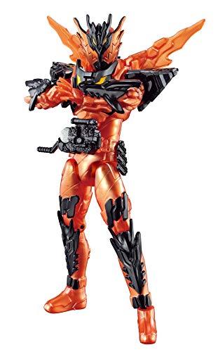 Bandai Rider Build RKF Legend Rider Series Kamen Rider Closed Magma
