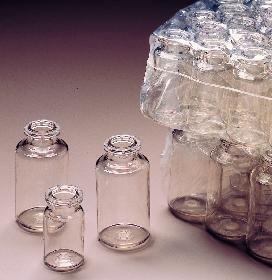 342030-0010 - 10 mL - Nalgene Serum Vials, Crimp Finish, PETG, Sterile, Thermo Scientific - Case of 1,260