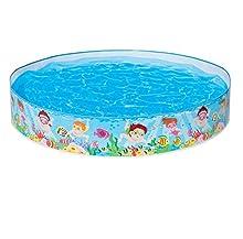 Intex Snorkel Buddies Snapset Pool, 50 X 10