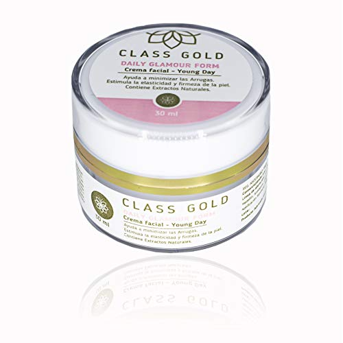 Class Gold Cosmetics Daily Glamour Form, Hydrating Cream