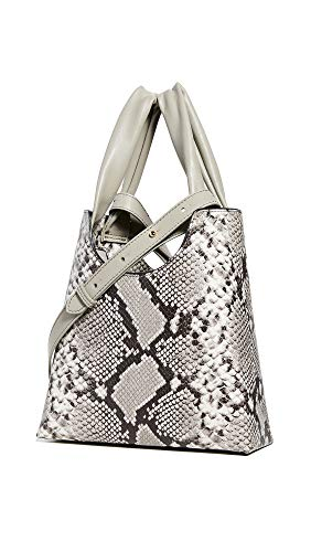 (Elleme Women's Shopper Bag, Python Print, One Size )