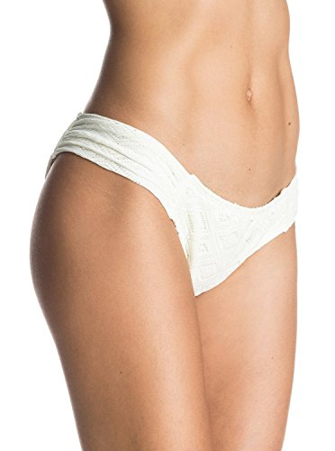 UPC 888701796213, Roxy Junior's Hazy Daisy Base Girl Bikini Bottom, Sea Spray, Large