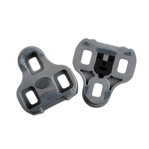 Look KEO Grip 4.5 Degree Cleats, Grey (Get A Grip Cleats)
