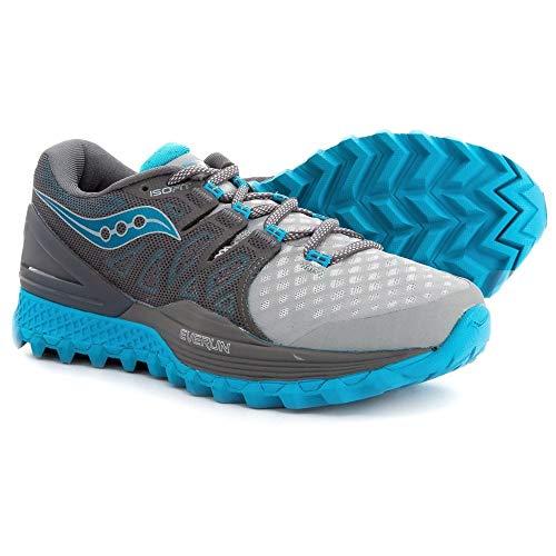 (サッカニー) Saucony レディース ランニング?ウォーキング シューズ?靴 Xodus ISO 2 Trail Running Shoes [並行輸入品]