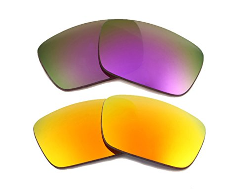 Best SEEK Replacement Lenses Oakley FUEL CELL Polarized Yellow - Fuel Oakley Cell Cheap Sunglasses