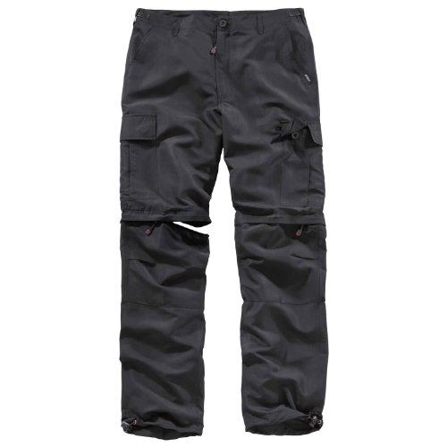Surplus Outdoor Trousers Quickdry, schwarz M