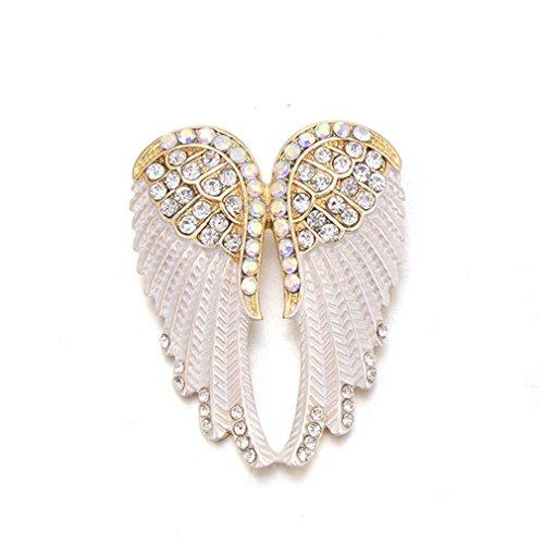 Vintage Back Angel Wings - 8