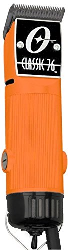 Oster Classic 76 Hair Clipper Professional Pro Salon Orange Color by Oster