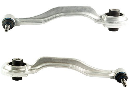 Bapmic 2113304311 2113304411 Front Lower Forward Thrust Control Arm Kit with Ball Joint for Mercedes W211 CLS E SL -